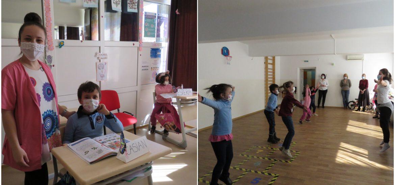 Colaborare DASO – Palatul Copiilor Oradea pentru copiii care frecventeaza Centrul de Ingrijire de Zi