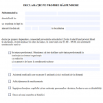 CJSU Bihor a actualizat lista localitatilor in care se impun restrictii. Completeaza si descarca online documentele pentru a putea circula in intervalul orar 22:00 – 05:00