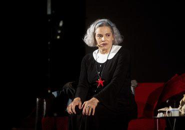 """Senatorul liberal Adrian Hatos condamnă actele de antisemitism îndreptate asupra actriței Maia Morgenstern, dupa ce actrita a fost amenintata cu moartea de catre o persoana care s-a semnat """"Din partea partidului AUR"""""""