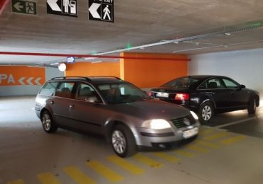 Incepand de luni, 15 martie 2021, parcarea de pe strada Brasovului se va face pe baza de tichet sau abonament. Vezi cat  va costa