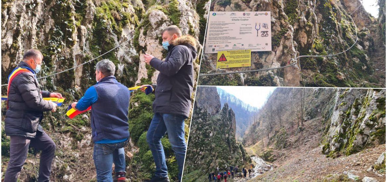 Sa vina vara! Un nou traseu Via Ferrata in Muntii Apuseni pentru iubitorii de activitati montane