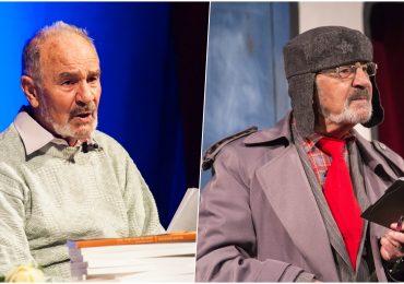 Teatrul Regina Maria îl sărbătorește sâmbătă, 10 aprilie, pe actorul Eugen Țugulea, care împlinește respectabila vârstă de 90 de ani. Evenimentul este gratuit