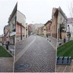 Florin Birta: Lucrările de amenajare a străzii Aurel Lazăr sunt aproape de finalizare