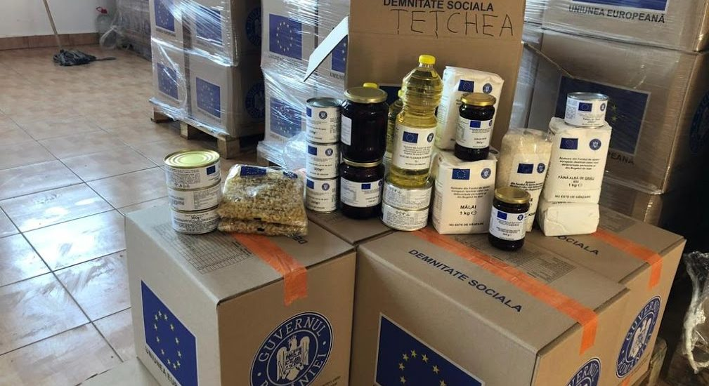 Peste 60.000 de pachete cu alimente si produse de igiena au fost distribuite in judetul Bihor prin Programul Operațional pentru Ajutorarea Persoanelor Defavorizate (POAD) 2021