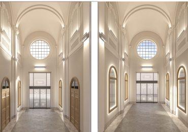 Pasajul clădirii Bazarului va fi reabilitat, după o lungă perioadă în care a fost nefuncţional.