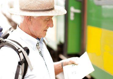 Reduceri de 10% la oferta Interrail Pass pentru seniori