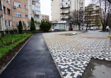 Primăria Oradea amenajează mai multe zone de relaxare de-a lungul coridorului Nufărul – Cantemir