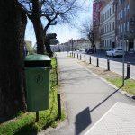 Oradea curata! 60 de noi cosuri de deseuri stradale au fost montate in mai multe puncte din Oradea