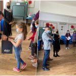 Oradea inimoasa. Doi consilieri locali au donat incaltaminte pentru copiii de la Centru de Zi Oradea