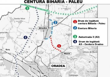 Bolojan: Proiectam un drum nou intre Biharia si Paleu