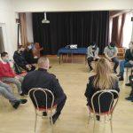 Prelegere despre situațiile care pot favoriza apariția comportamentelor infracționale la copii, la Penitenciarul Oradea