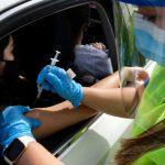 """Oradea va avea un centru de vaccinare de tipul """"drive-through"""", incepand de miercuri 5 mai. Vezi unde va fi el amplasat"""