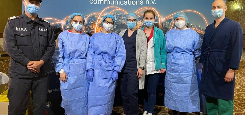 Si DIGI s-a alăturat campaniei de vaccincare împotriva SARS-COV-2 și a organizat un centru mobil, în unul dintre sediile sale