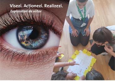 """Holcim România și Fundația Leaders lansează """"Exploratori de viitor"""" – program în care tinerii din Oradea si Alesd sunt îndrumați în alegerea carierei  și dezvoltă proiecte pentru comunitate"""