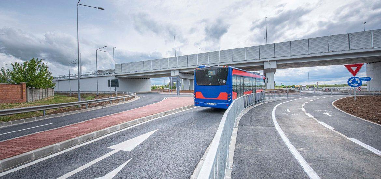 S-a deschis circulația rutieră prin girația de sub Pasajul Universității (FOTO)