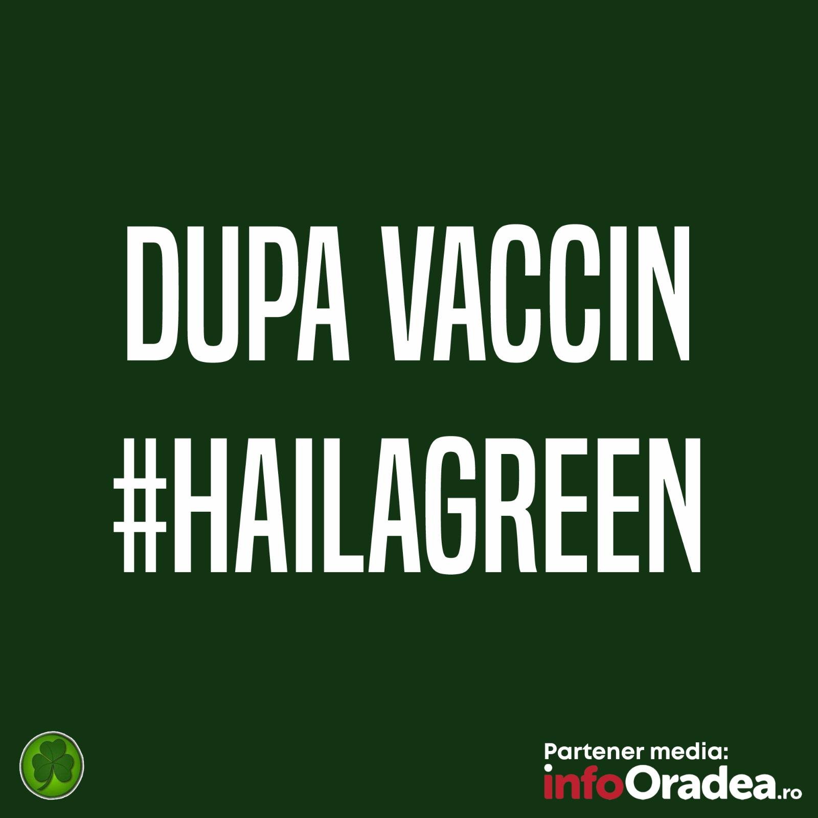 hai la green vaccin