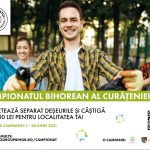 Luna curateniei in judetul Bihor, o campanie demarata de Consiliul Judetean Bihor