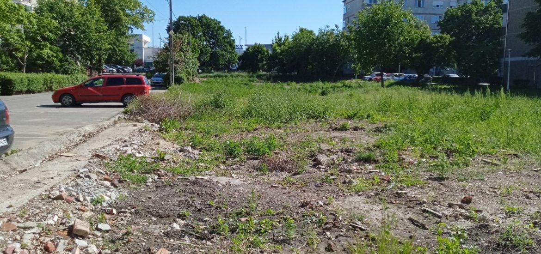 310 noi locuri de parcare vor fi construite in cartieul Nufarul din Oradea