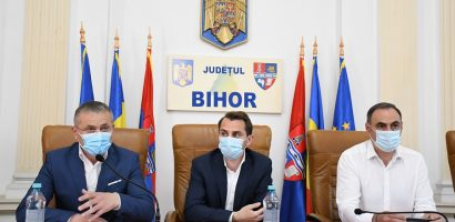 CJ Bihor si Primaria Oradea vor sa organizeze in comun actiuni culturale in Oradea