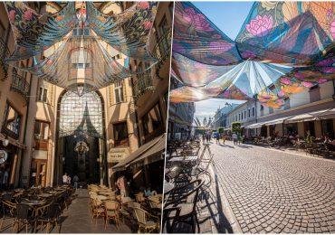 Ziua Art Nouveau a debutat cu prezentarea spaţiului dedicat arhitecților József şi László Vágó, la Universitatea Oradea