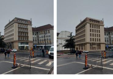 Fosta Casa de Moda Venus din Oradea va fi reabilitata