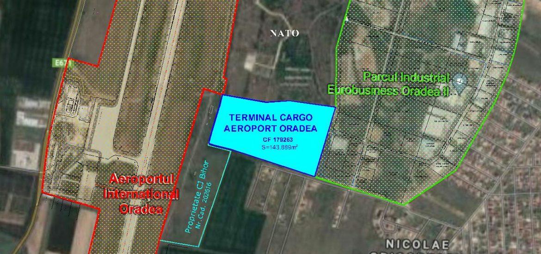 O singura companie a participat la licitatia pentru construirea terminalului cargo de la Aeroportul Oradea