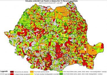 Județul Bihor, pe primul loc în țară la colectarea separată a deșeurilor