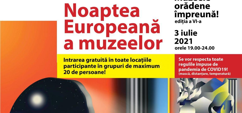 """Programul muzeelor din Oradea in perioada evenimentului """"Noaptea Muzeelor"""", editia 2021"""