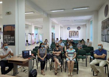 """Școală de vară """"Development in the Border Regions"""" organizata de Facultatea de Istorie, Relații Internaționale, Științe Politice și Științele Comunicării de la Universitatea Oradea"""