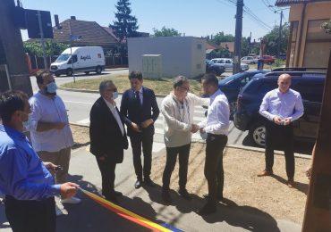 Primăria Oradea a primit patru proprietăți de la Ministerul Agriculturii și a dat la schimb o clădire reabilitată, in prezenta ministrului Adrian Oros
