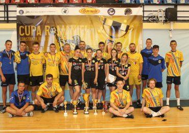 Două trofee adjudecate de clubul bihorean Tengo la Cupa României