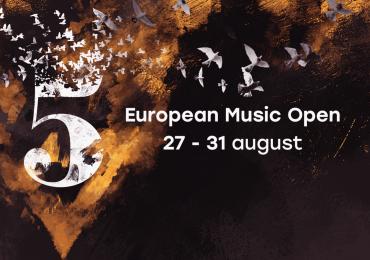 Modificari in programul European Music Open Oradea 2021