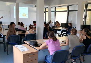 Universitatea din Oradea: EduSmart, școala de vară dedicată inginerilor zilei de mâine, și-a închis porțile