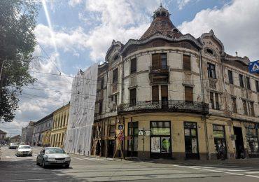 Palatul Füchsl, primul palat în stil Secession din Oradea, intră în reabilitare