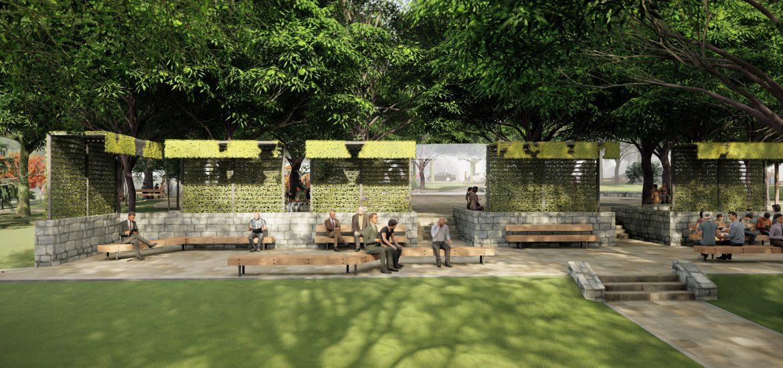 Parcul Petőfi va fi modernizat pe fonduri europene. Vezi cum va arata la final (Galerie Foto)