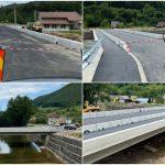 Ilie Bolojan: Podul de peste Crisul Repede, ce va lega comunele Bulz si Bratca, este aproape gata