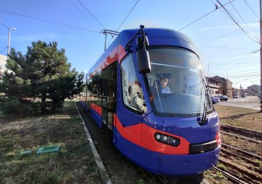 Modificari ale graficului de circulatie al liniei 8 de tramvai din Oradea