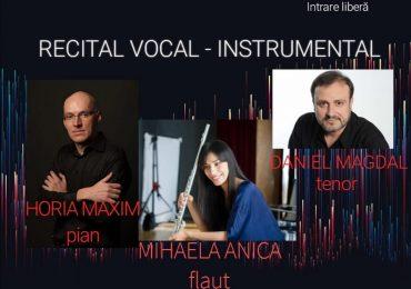 """""""Art Atelier Oradea"""" debutează cu un recital vocal-instrumental de mare clasă, luni, 16 august"""