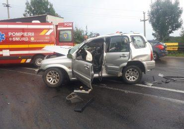 Accidentul de ieri de pe Piatra Craiului a fost provocat chiar de soferita care avea cele doua minore accidentate grav la bord