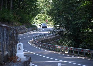 Inca un drum judetean aproape finalizat. 16,5 km din DJ 767 Dobresti-Virciorog sunt reabilitati si modernizati