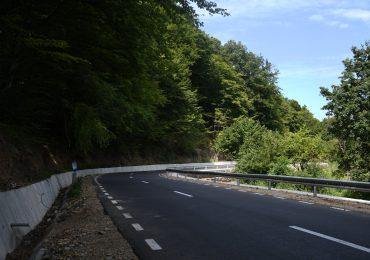 Inca un drum judetean aproape finalizat in Bihor. Aproape 20 de km de drum nou va lega localitatile Tasad-Copacel si Serghis