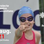 16 proiecte Swimathon vor sa faca Bihorul mai bun! Oradenii sunt chemati sa le sustina pe data de 28 august 2021