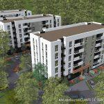 Locuinte de serviciu construite de ADLO si inchiriate companiilor ce investesc in Oradea