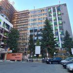 Lucrări ample de creștere a eficienței energetice la Spitalul Clinic Județean de Urgenţă