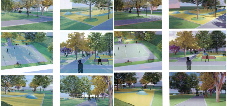Un nou parc, în suprafață de 2466 mp, se va amenaja la intersecția dintre străzile Matei Corvin și Rectorului