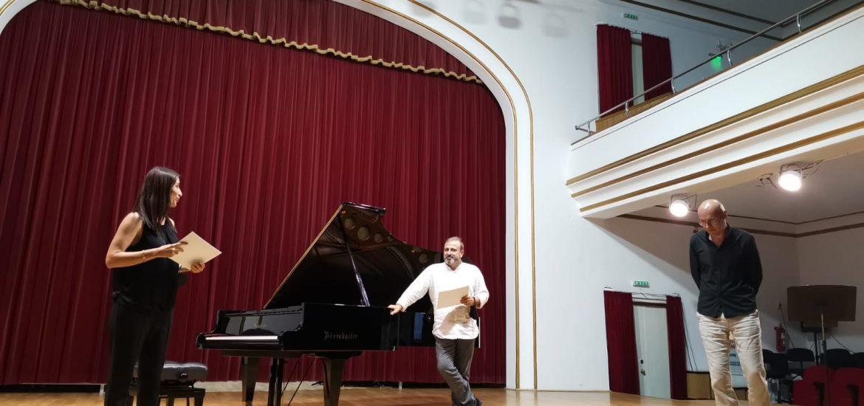 """Școala de Vară """"ArtAtelier"""" Oradea la Filarmonica de Stat Oradea"""