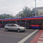 Patru luni de zile fara tramvai pe Bulevardul Nufarul-Cantemir, incepand de luni, 23 august 2021. Cum vor ajunge tramvaiele in depou