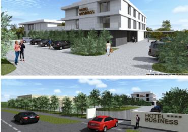 Business Hotel in Parcul Industrial I din Oradea
