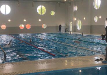 A fost inaugurat primul bazin de înot didactic din judetul Bihor