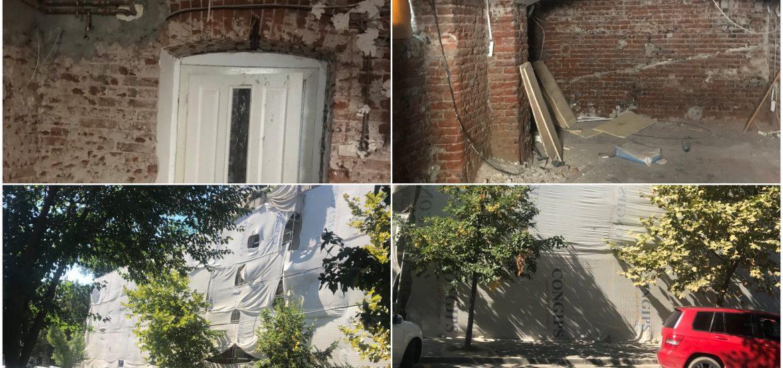 """Școala Gimnazială """"Szacsvay Imre"""" din Oradea, în plin proces de reabilitare"""